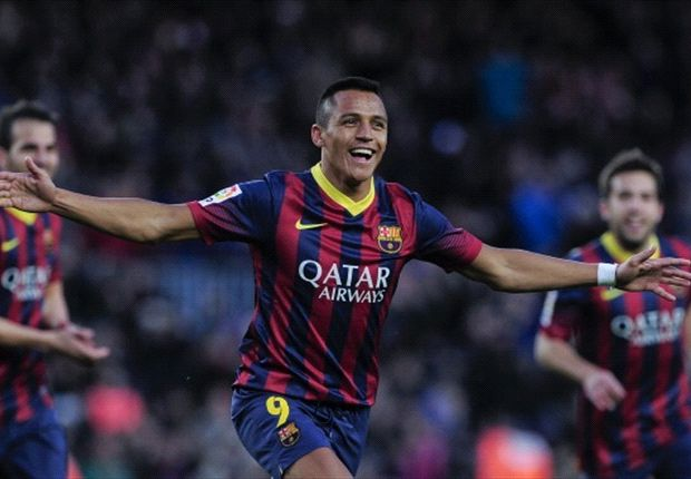 Barcelona star Alexis will only get better, says Zamorano