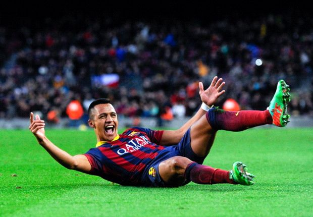 Goal's World Player of the Week: Alexis Sanchez