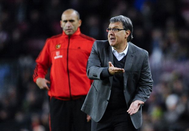 Barcelona boss Martino 'worried' by Levante tie