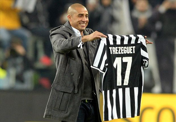 5256c04f3 Turin - David Trezeguet to get a position at Juventus after retiring as a  professional footballer. Trezeguet is believed to lead the Bianconeri  legend.