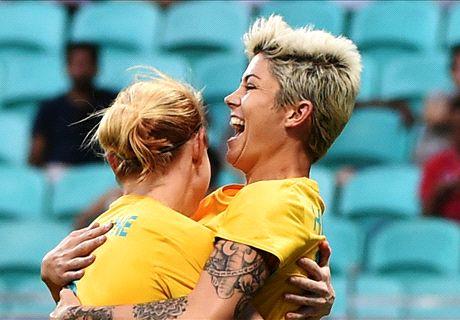 Matildas surge at Rio 2016