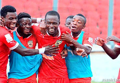 Asante Kotoko 2-1 Inter Allies
