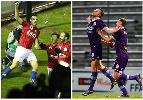 FFA Cup: Glory, Sydney FC advance