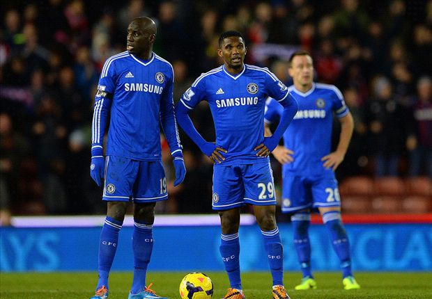'We must get back to winning ways' - Demba Ba calls for Chelsea response