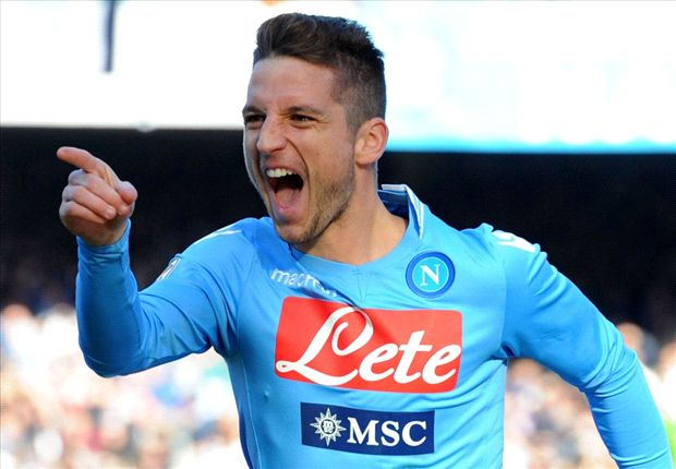 Mertens: Napoli will not give up on Scudetto