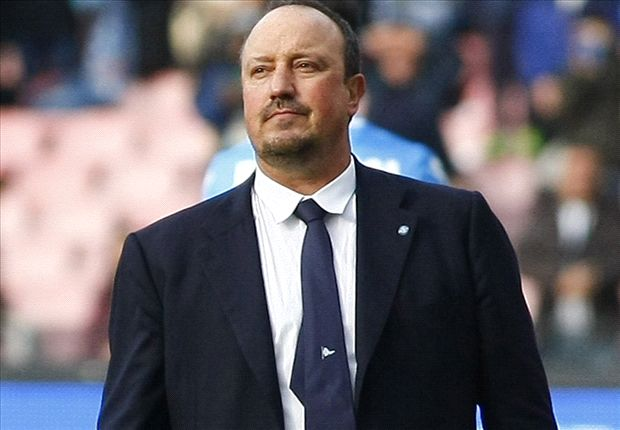 Benitez: Napoli need Champions League football