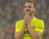 Villarreal striker Soldado tears cruciate ligament