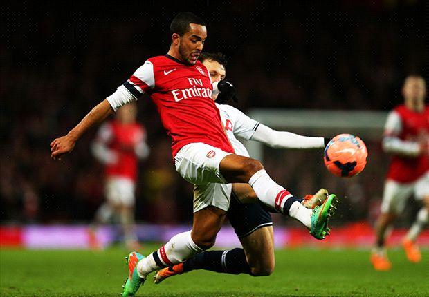 Theo Walcott targeting return 'early next season'