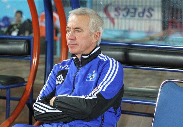 Will beim Hamburger SV weitermachen: Trainer Bert van Marwijk