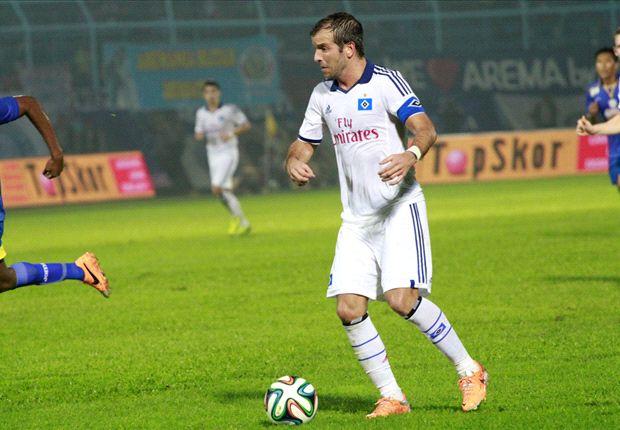 Steht seinem Trainer demnächst wieder zur Verfügung: Rafael van der Vaart
