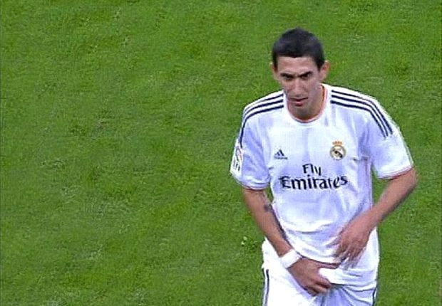 Di Maria to escape Real Madrid punishment