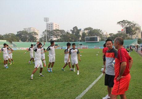 Tekuk Indonesia U-19, Graechen Tak Puas