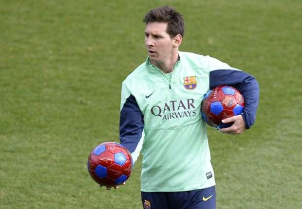 Könnte gegen Getafe sein Comeback feiern: Lionel Messi