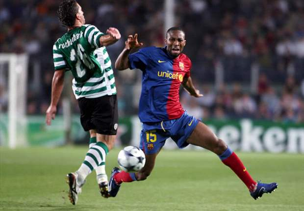 Barcelona's Seydou Keita Reiterates His Desire Not To Play At Full-Back