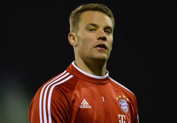 Neuer the best in the world, insists Dante