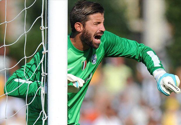 Marco Storari è stimatissimo in casa Juventus