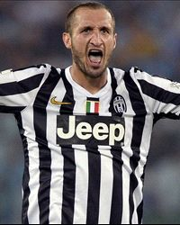 Giorgio Chiellini, Italy International