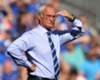 Ranieri dismisses Leicester hopes