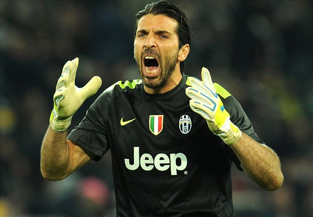 Buffon: Juventus cannot slow down
