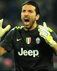 Gianluigi Buffon, Italië International