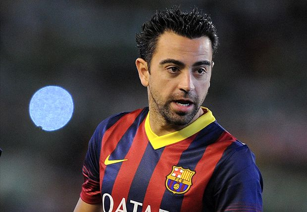 There have never been any offers for Xavi