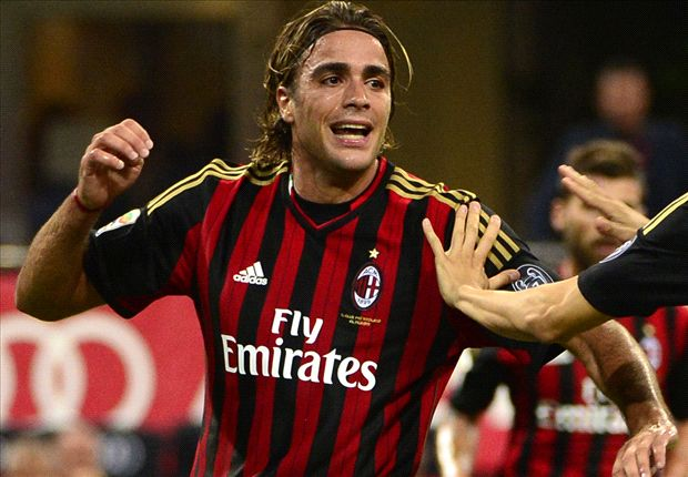 Matri set for Fiorentina medical, confirm AC Milan