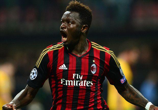 Muntari signs new AC Milan contract