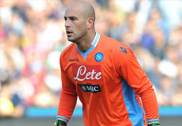 Reina unsure of Liverpool future