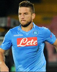 Dries Mertens Player Profile
