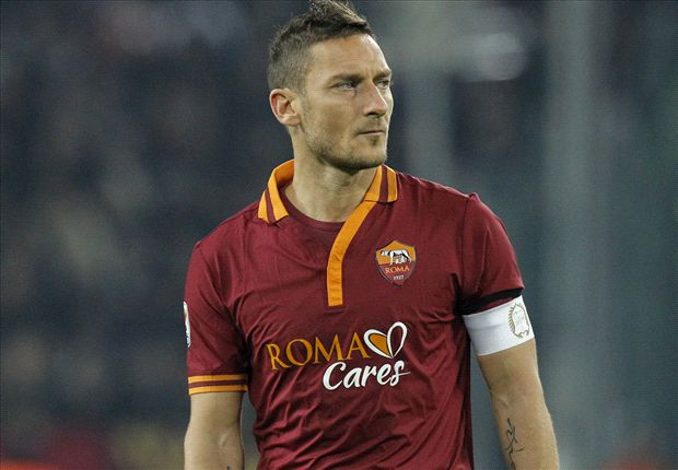 Brisbane Roar set sights on Totti