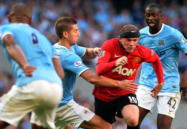 Manchester derby XI: Rooney and Mata in but City stars dominate