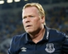 Koeman unhappy with Everton