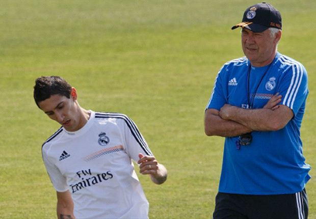 Real Madrid accept Di Maria explanation for gesture