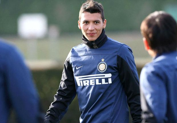 Ruben Botta completes Inter move