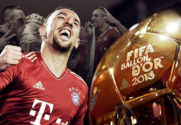 Franck Ribèry: El Balón de Oro es ahora o nunca