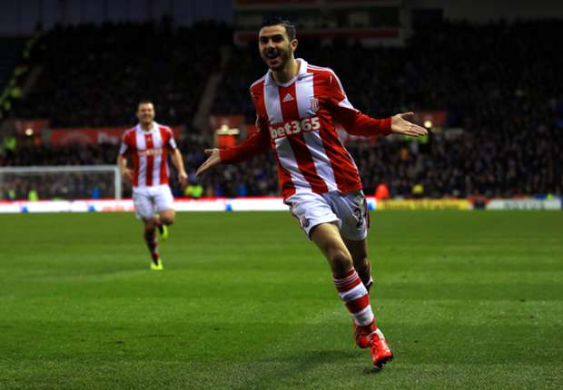 Stoke loanee Assaidi rues missing Liverpool clash