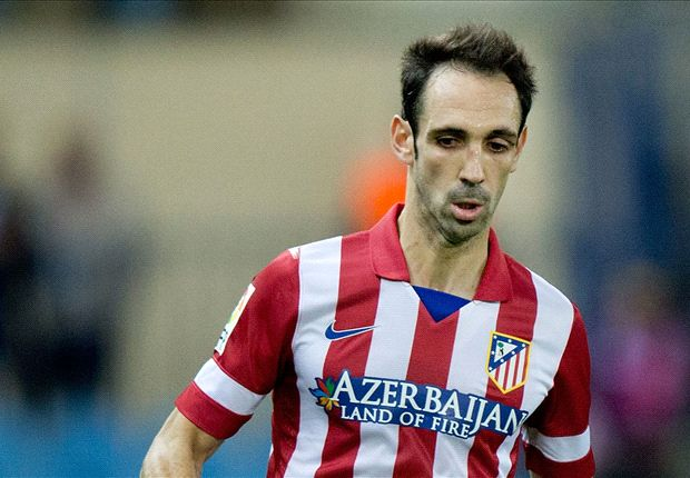 Atletico prepared for battle against Barca and Real, says Juanfran