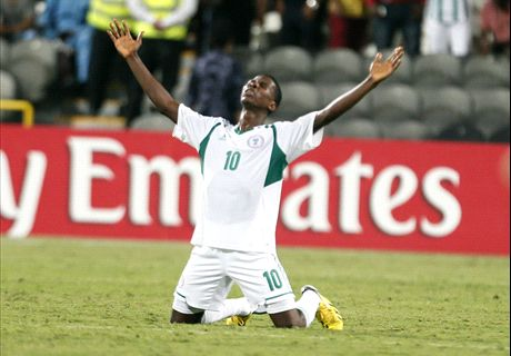 Iheanacho: Flying Eagles have to do well