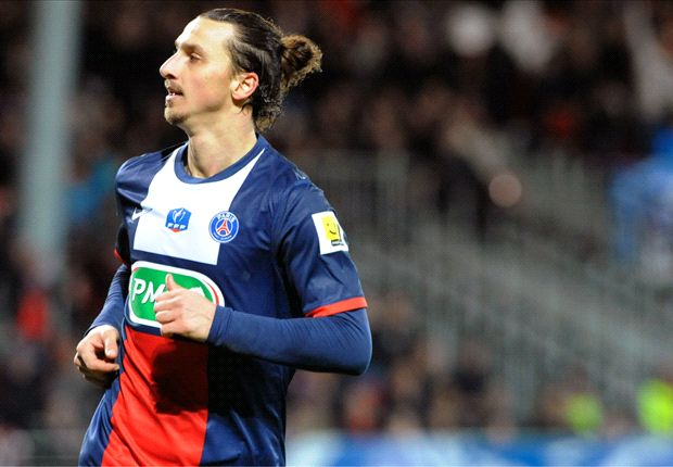 Ibrahimovic thrilled with PSG hat trick