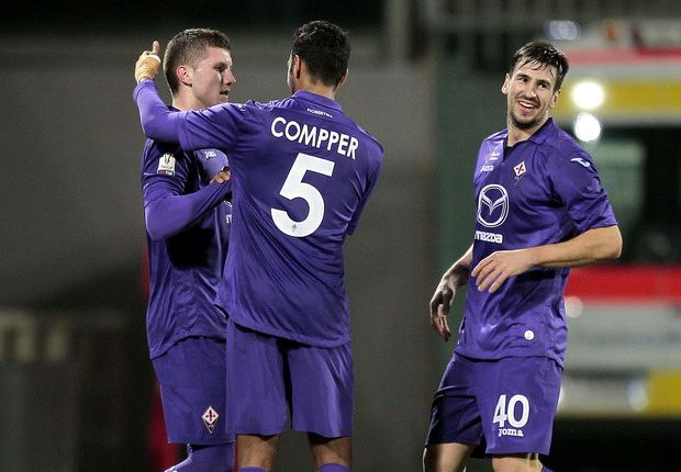 Fiorentina confirm Compper & Rebic moves to RB Leipzig