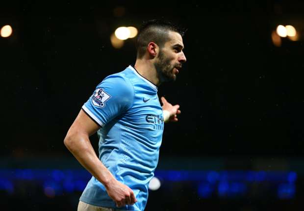 Negredo thanks Manchester City after sealing Valencia move