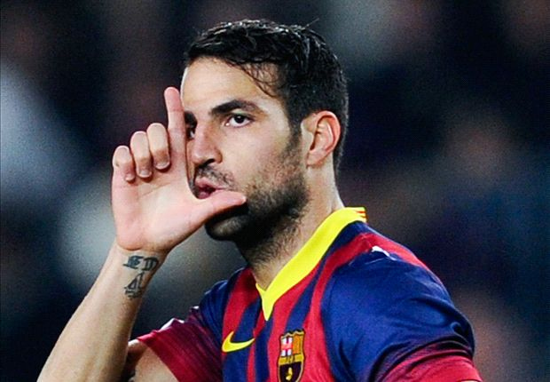 Fabregas: Barcelona can win the treble