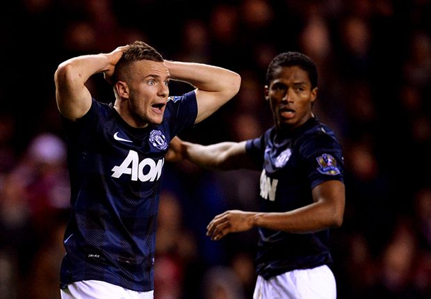 Cleverley: I've been made a scapegoat for Manchester United's poor form
