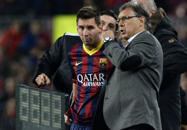 Martino and Messi going nowhere, insists Faus