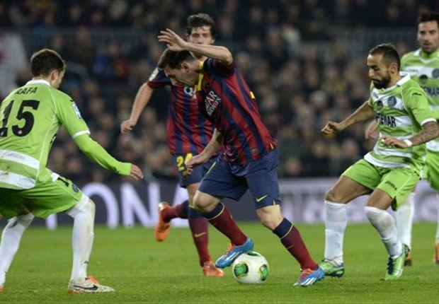 Lionel Messi a fait son grand retour à la compétition et a inscrit un doublé
