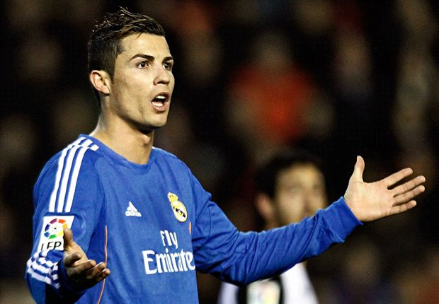 Darf das Logo des Ballon d'Or nicht nutzen: Real Madrids Cristiano Ronaldo