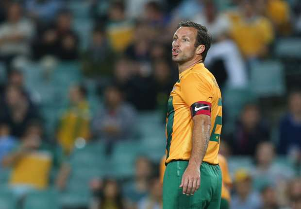 Ange Postecoglou: Lucas Neill still in mix for Socceroos World Cup berth