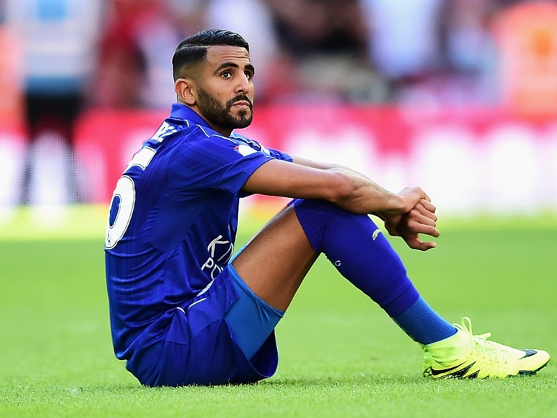Mahrez: 'Two or three' clubs could tempt me from Leicester
