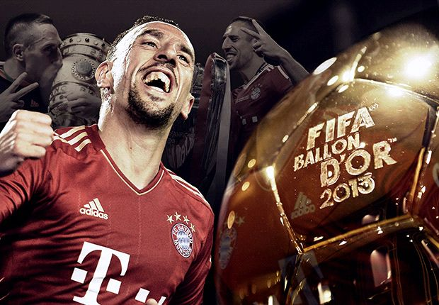 Franck Ribery deserves to win the Ballon d'Or