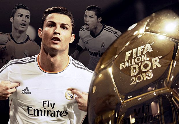 Cristiano Ronaldo deserves to win the Ballon d'Or